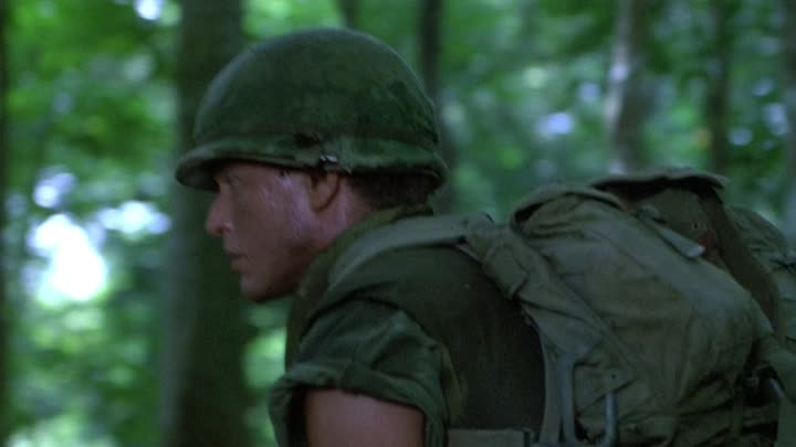 an analysis of the film platoon by oliver stone In the movie platoon, the author, oliver stone, tells us a story about an american soldier in vietnam during the war the story is mostly based.