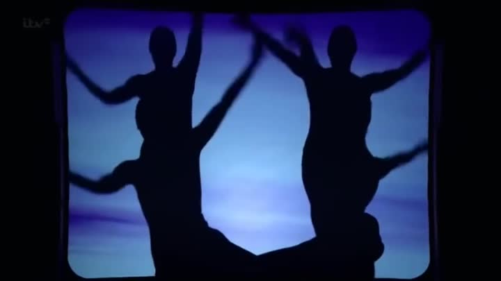 Attraction (Shadow Theatre Group) 1st Audition Britain's Got Talent Shadow Dancers