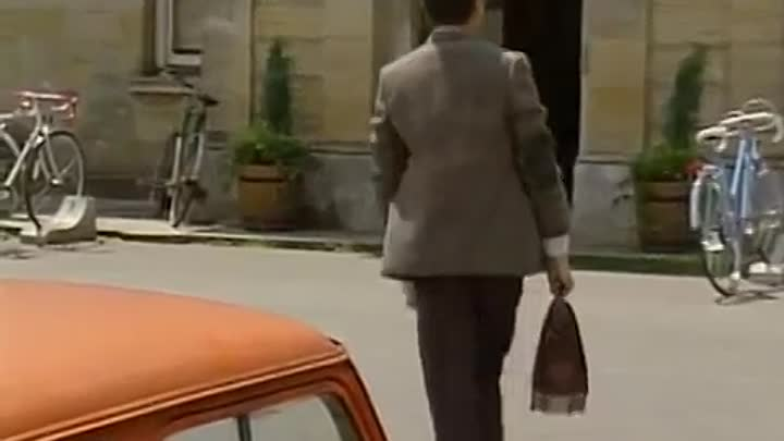 Видео: Мистер Бин 1 Сезон 1 Серия_Mr Bean, Season 1 Episode 1