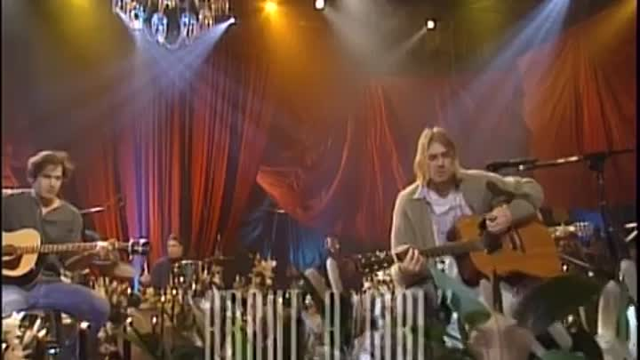"""Видео: Nirvana - About A Girl-(musik.klub ROK- ДЖУНГЛИ!!! -""""(official)""""."""