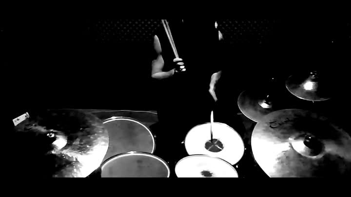 Видео: БАСТА, ТАТИ - DRUM COVER (ALEKSANDRUMMER REMIX)