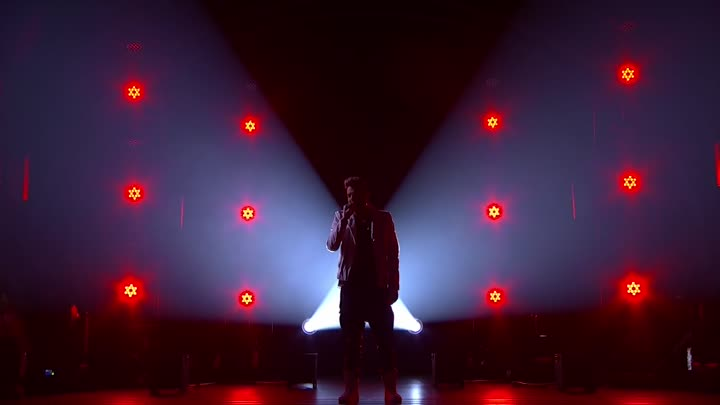 """Adam Lambert Performs """"Welcome to The Show"""" feat. Laleh - AMERICAN IDOL"""