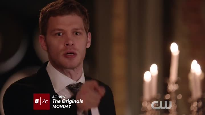 Видео: The Originals 2x03 Extended Promo - Every Mother's Son [HD]
