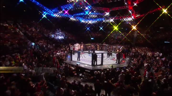 Fight Night Zagreb Free Fight: Junior Dos Santos vs Frank Mir