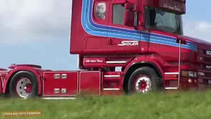 Scania V8 Sound Loud open pipes - Mix Compilation