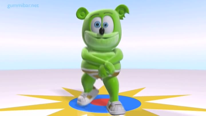 Gangnam Gummy Style Dance Gummibär The Gummy Bear Psy Cover Song