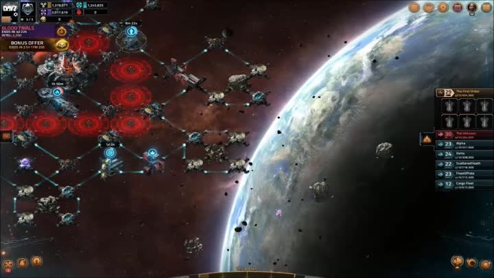 Видео: VEGA Conflict- New Base Layout and More Info on Blood Trials Event!