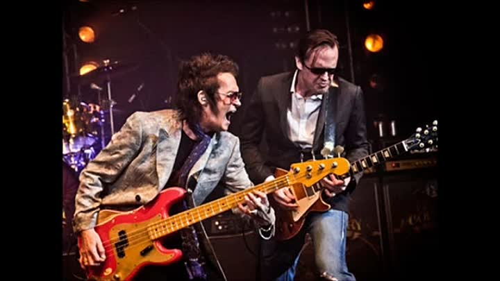 Tonight - Pushking feat. Glenn Hughes & Joe Bonamassa