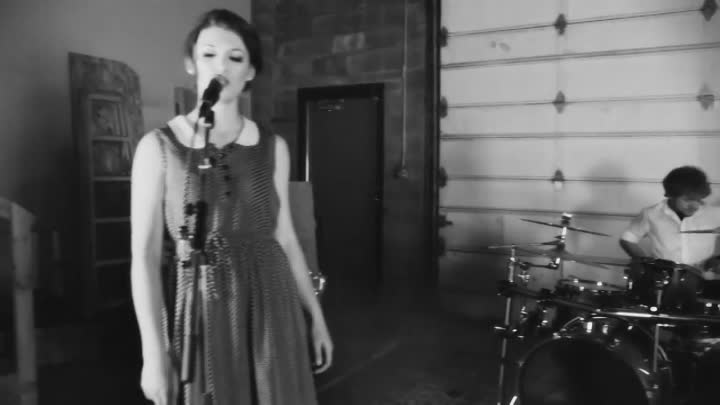 Becca Krueger Cover of Ray Charles Hit the Road Jack