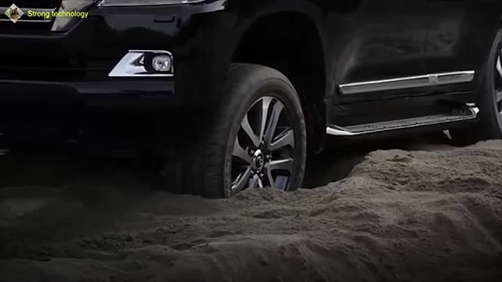 Toyota Land Cruiser 2016 Test Drive and Off-Road
