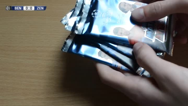 Видео: BATTLE #3 ⚽️ UCL Play-off round of 16 - Benfica VS Zenit ⚽️ Match Attax | 16.02.2016