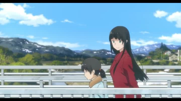 Видео: Flying Witch Летающая ведьма 1 Сезон 1 Серия