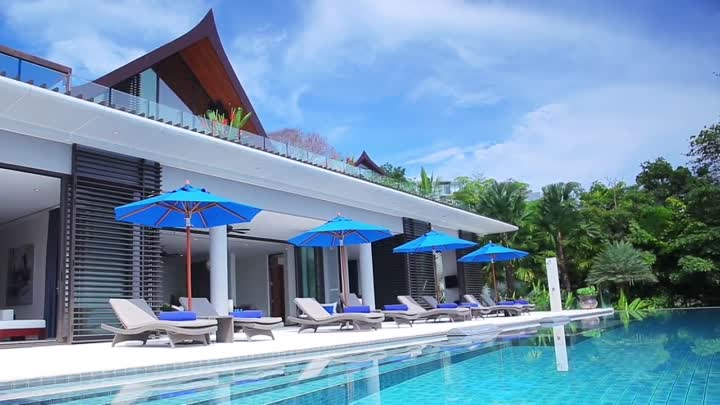 Luxury villa Cape Yamu
