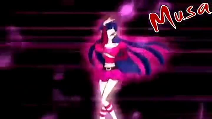Winx Club S4 Japanese Opening (Fanmade)