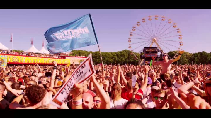 Видео: Coone & Hard Driver - It's All In The Game (Official Intents Festival 2016 Anthem)