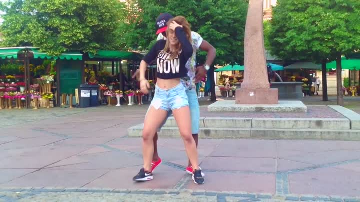 Afro fusion by Kasia & Switch, J Martins - Dance 4 me