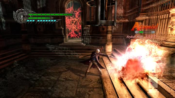 Видео: Devil May Cry 4 Special Edition Dante Nero #3