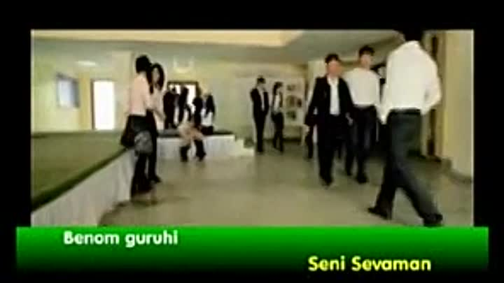 Benom-Seni sevaman [original klip video] - YouTube