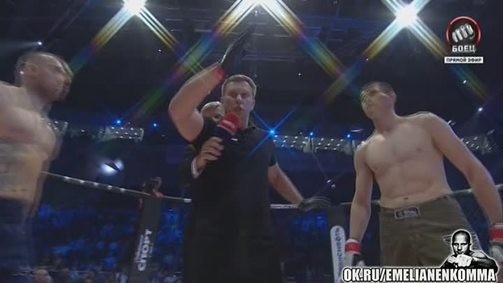 Владимир Тюрин vs. Георгий Кичигин. FIGHT NIGHTS GLOBAL 50.