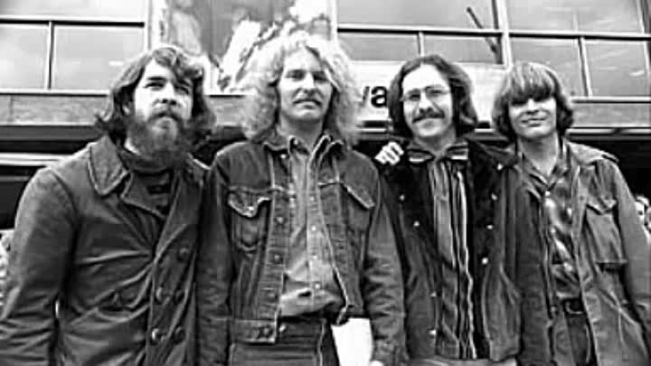 Видео: Creedence Clearwater Revival Before You Accuse Me