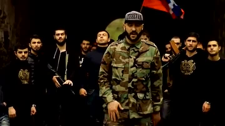 NAREK METS HAYQ _ BRUNCQD OD (official music video) 2016