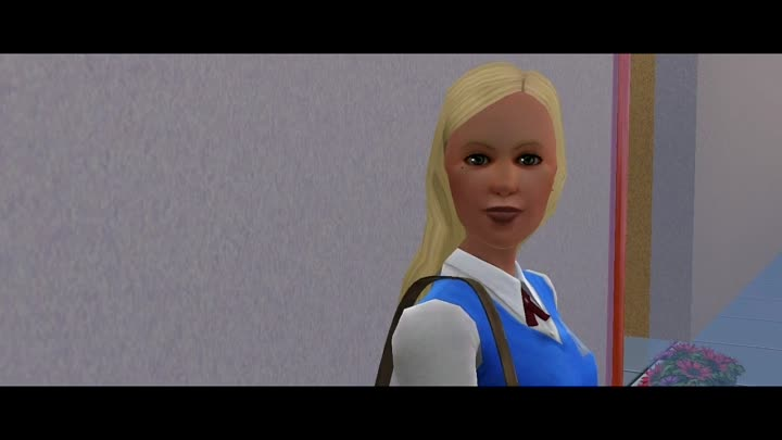 """The Sims 3 сериал """"The Rescuer"""". Тизер"""