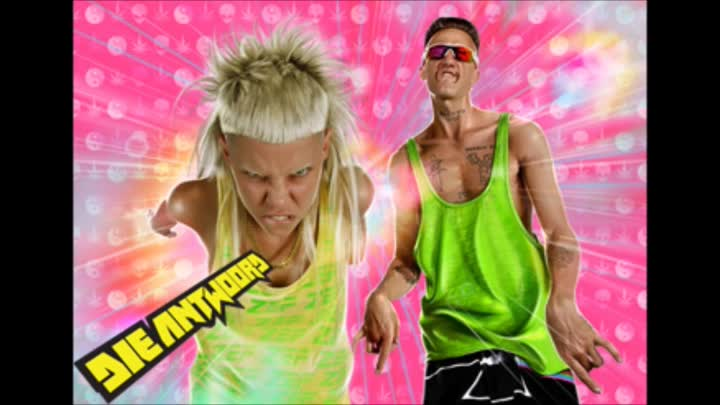 Die Antwoord - So What? - Ten$ion