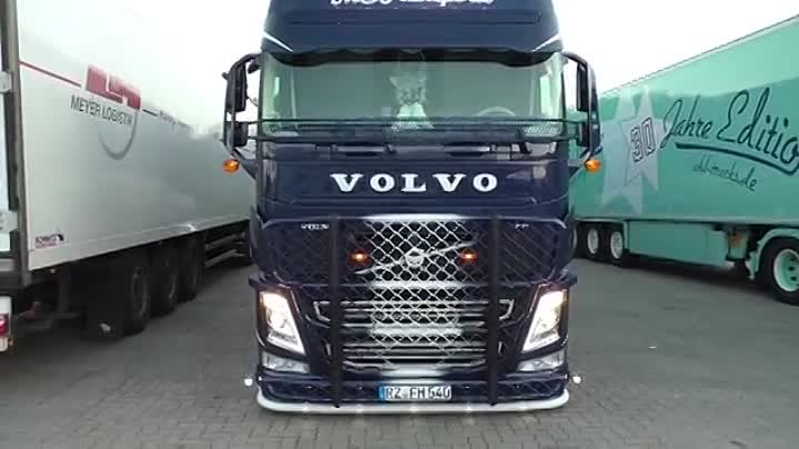 VOLVO FH540