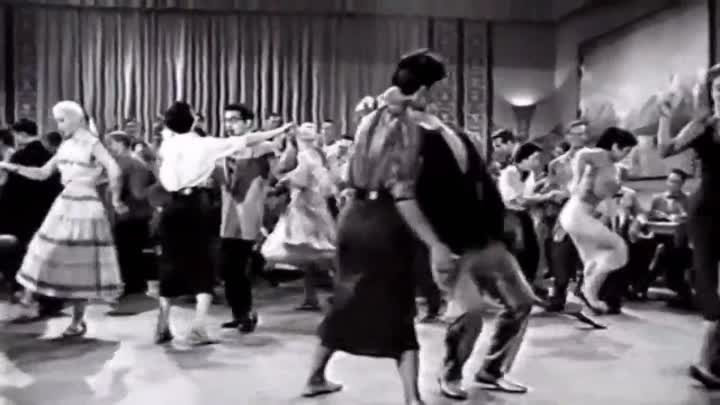 Real 1950s Rock & Roll, Rockabilly dance from lindy hop !