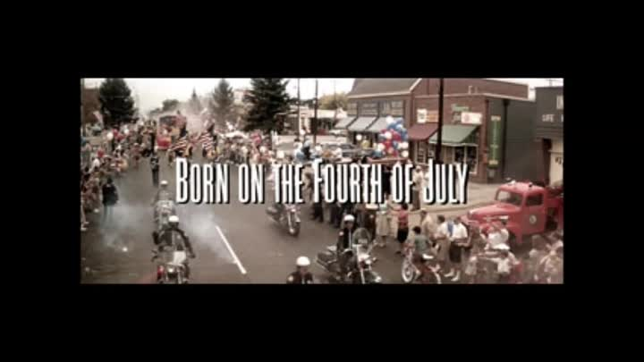 Fourth of July-Born on the Bayou (кавер ККР - 69г)