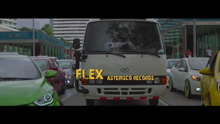 Flex ft Mr Phillips - A Bailar