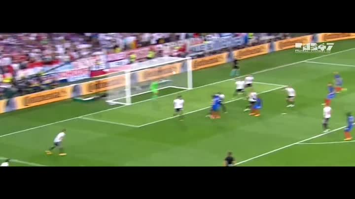 Видео: Antoine Griezmann vs Germany