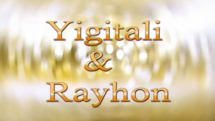 Yigitali and Rayhon (Ramantic Video)