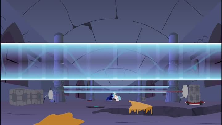 Видео: My Little Pony in Thinking With Portals No5. Trust and Coope
