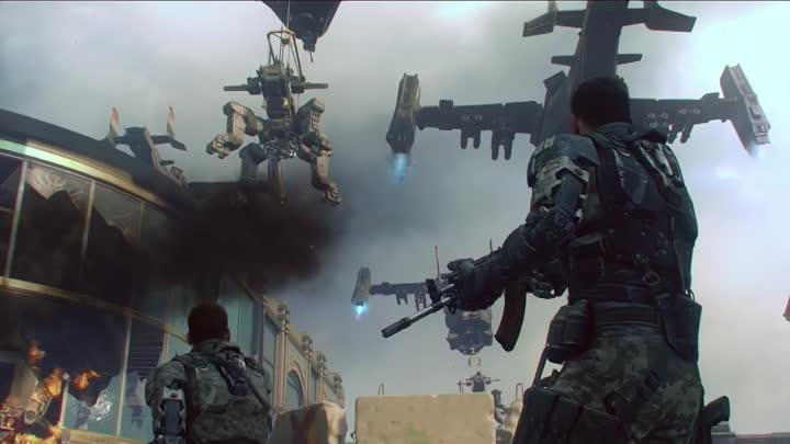 Видео: Official Call of Duty®: Black Ops III Reveal Trailer