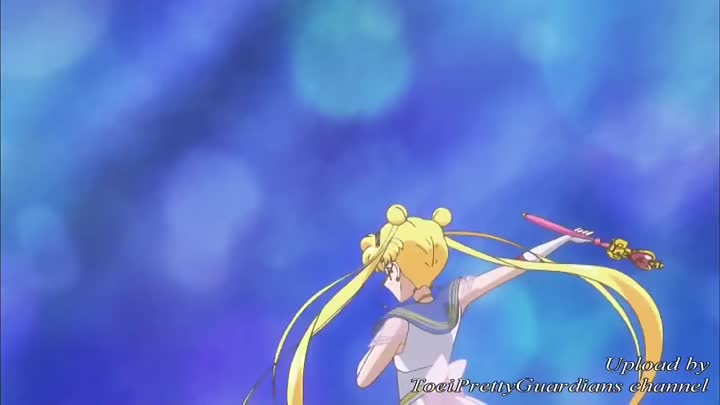 Super Sailor Moon Attack Rainbow Moon Heartache[Crystal S3] смотреть