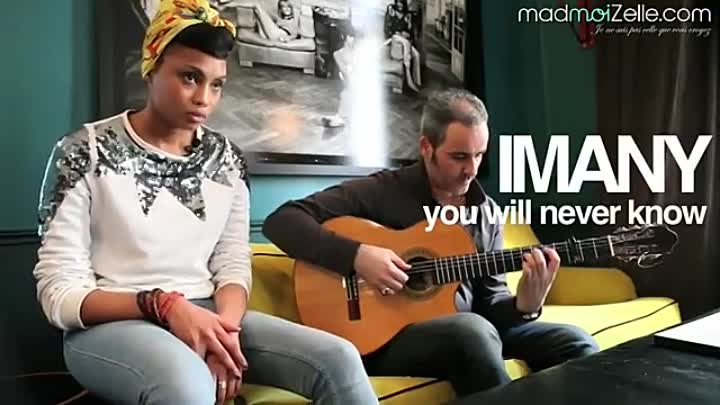 Imany _You Will Never Know_