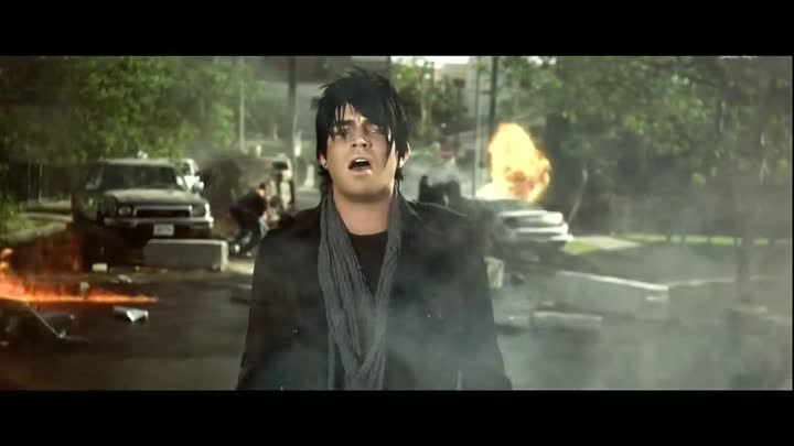 Official Adam Lambert Time For Miracles Music Video for 2012. In Theaters 1113