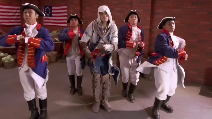 ULTIMATE ASSASSIN-u0027S CREED 3 SONG [Music Video]