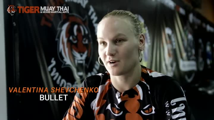 16 x World Muay Thai Champion Valentina Shevchenko takes on Holly Holm