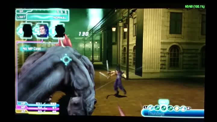 ppsspp crisis core