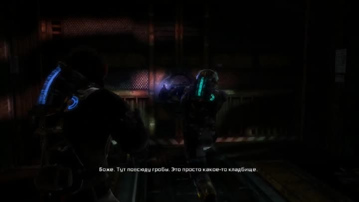 Видео: Dead Space 3 [CO-OP] #3