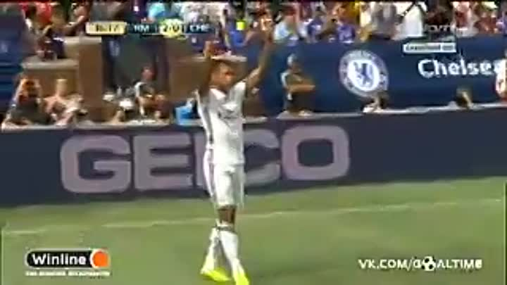 Видео: Real Madrid 3:0 Chelsea Super Goal Diaz