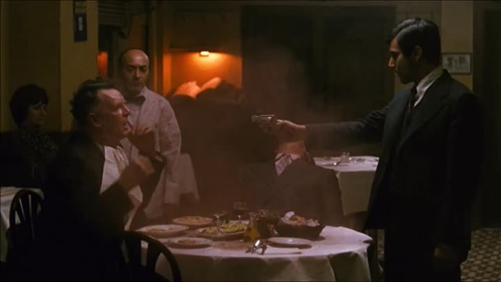 an overview of the conflict in the movie the godfather The corleone-ciccio conflict started as a dispute between the andolini family and don ciccio's clan, culminating in the deaths of antonio andolini and his wife and son.