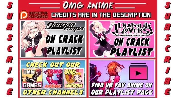 Видео: Danganronpa CRACK VINES OMG ANIME WTF PT:8