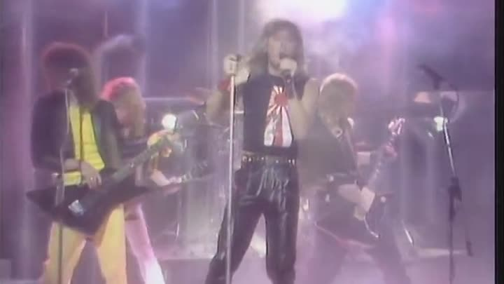 """Видео: DEF LEPPARD (1983) Too Late For Love-(musik.klub ROK- ДЖУНГЛИ!!! -""""(official)"""""""