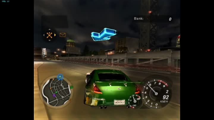 Need for Speed: Underground 2 [NEW TEST] Dolphin Emulator on