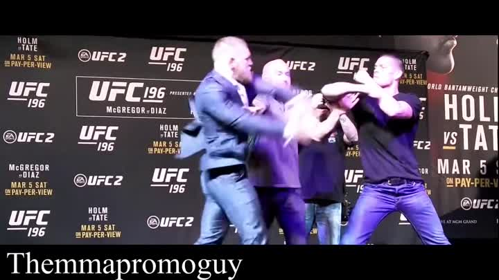 5 Times UFC fighters LOST CONTROL