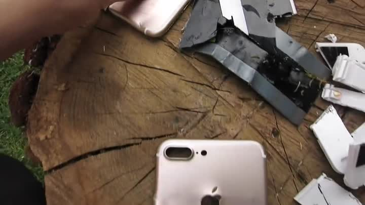 Видео: IPhone 7 Plus Crash Test!!! Айфон 7 плюс краш тест!!!