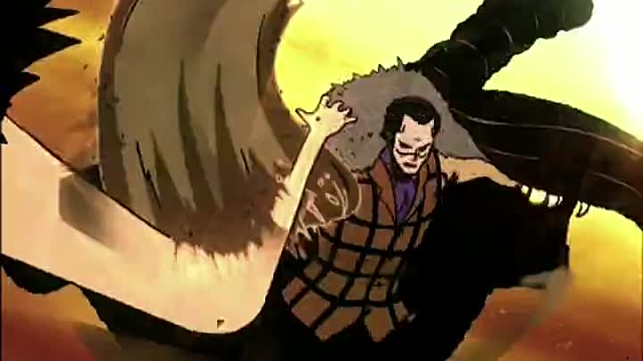 Видео: Amv One Piece Luffy vs Crocodile Dubstep